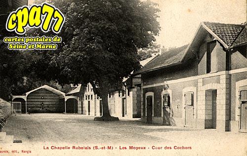 La Chapelle Rablais - Les Moyeux - Cour des Cochers