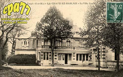La Chapelle Rablais - Environs de Nangis (S.-et-M.) - La Chapelle-Rablais - La Villa Putois