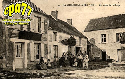 La Chapelle Moutils - Un Coin du Village