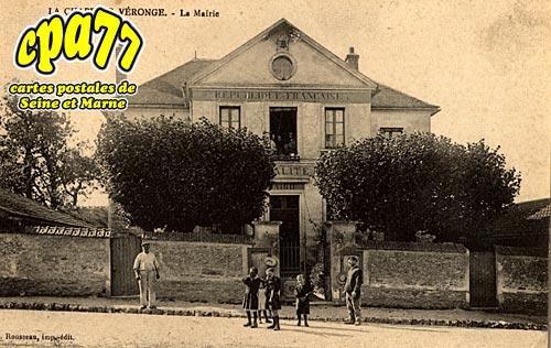 La Chapelle Moutils - La Mairie