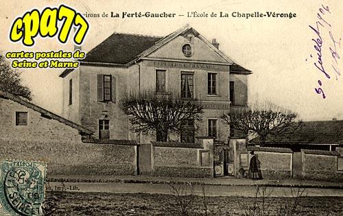 La Chapelle Moutils - L'Ecole