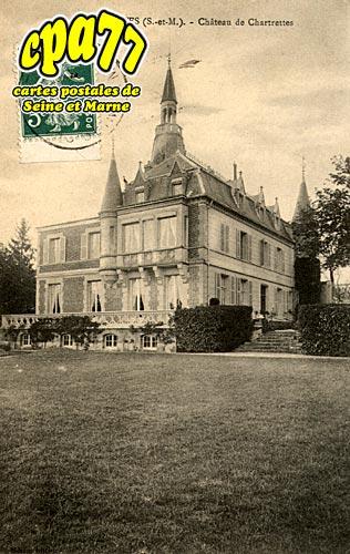 Chartrettes - Château des Chartrettes