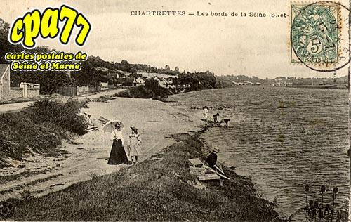 Chartrettes - Les Bords de la Seine