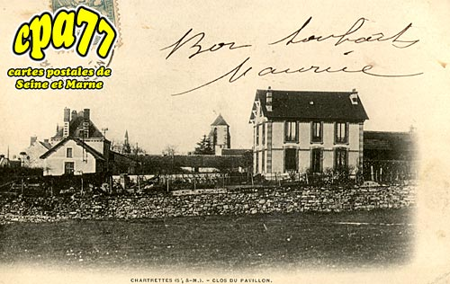 Chartrettes - Clos du Pavillon