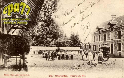 Chartrettes - Ferme du Pré