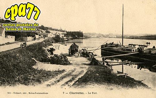 Chartrettes - Le Port