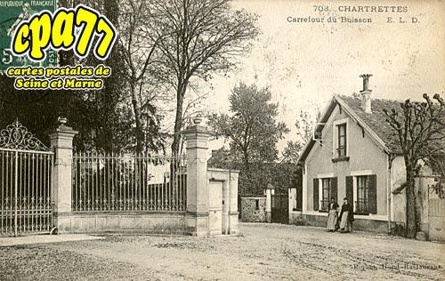 Chartrettes - Carrefour du Buisson