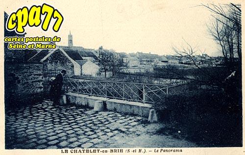 Le Châtelet En Brie - Le Panorama