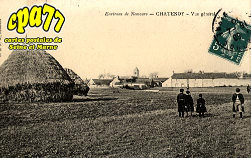 Châtenoy - Vue Générale