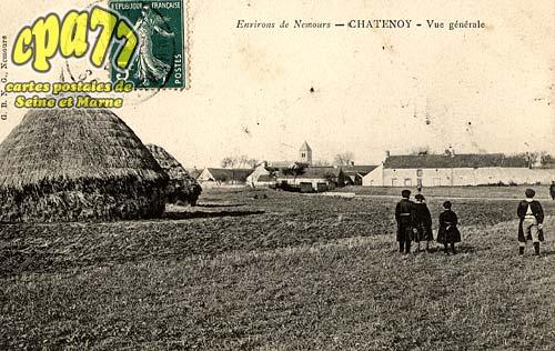 Châtenoy - Environs de Nemours - Chatenoy - Vue générale