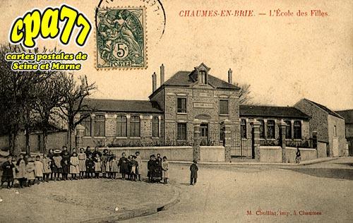 Chaumes En Brie - L'Ecole des Filles