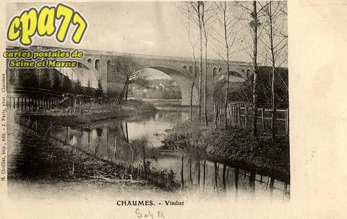 Chaumes En Brie - Viaduc