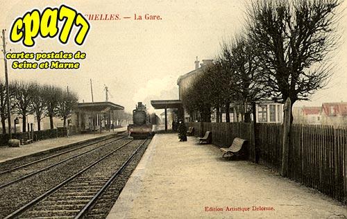 Chelles - La Gare (en l'état)