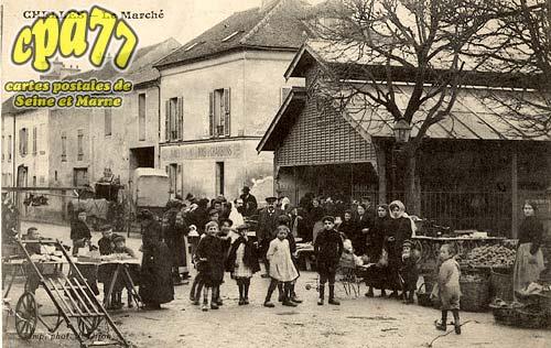 Chelles - Le Marché