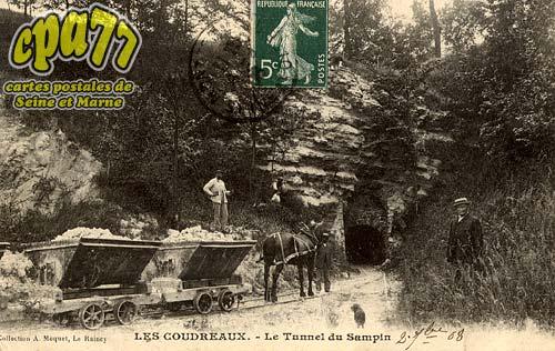 Chelles - Les Coudreaux - Le Tunnel du Sampin