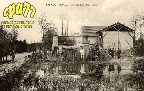Chelles - Les Coudreaux - Charbonnages Gay-Lussac