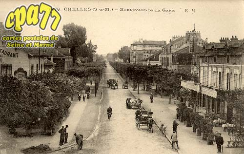 Chelles - Boulevard de la Gare
