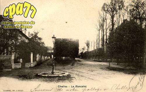 Chelles - Le Poncelet