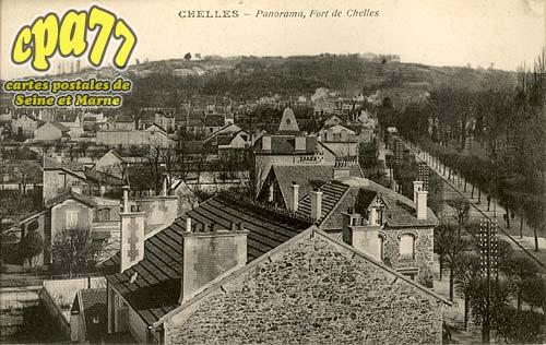 Chelles - Panorama, Fort de Chelles