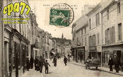 Chelles - Rue Gambetta