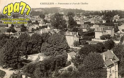Chelles - Panorama et Fort de Chelles