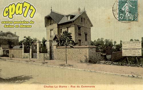 Chelles - Rue du Commerce