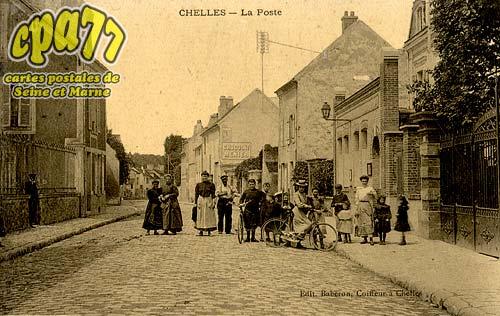 Chelles - La Poste