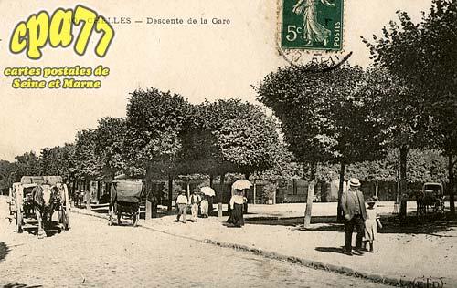 Chelles - Descente de la Gare