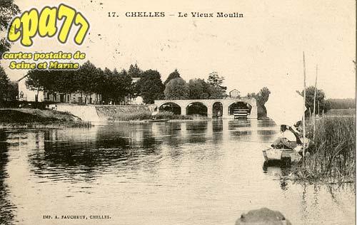 Chelles - Le Vieux Moulin