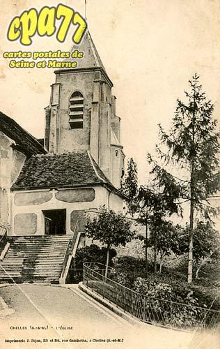 Chelles - L'Eglise