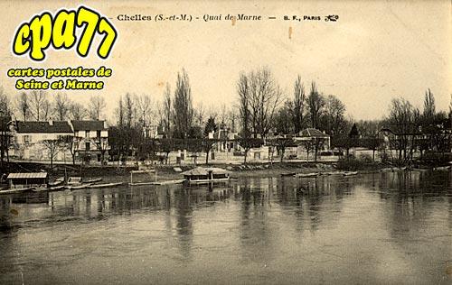 Chelles - Quai de Marne