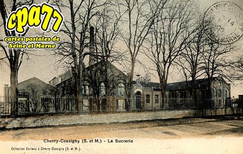 Chevry Cossigny - La Sucrerie