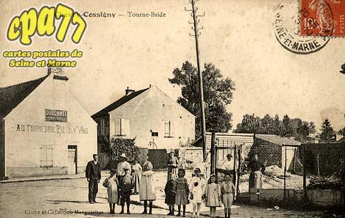 Chevry Cossigny - Tourne-Bride