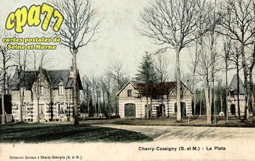 Chevry Cossigny - La Plata