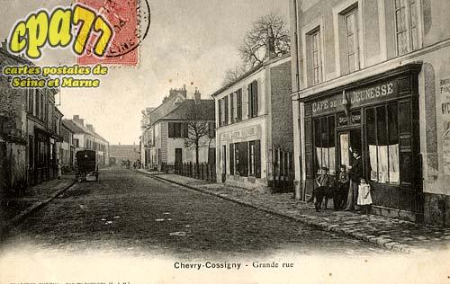 Chevry Cossigny - Grande-Rue