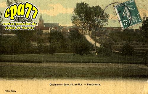 Choisy En Brie - Panorama
