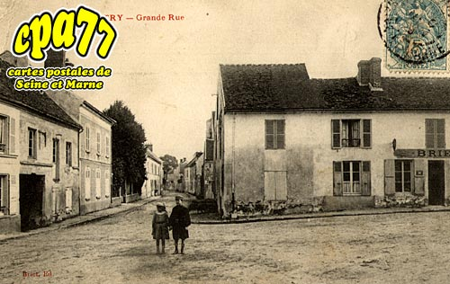 Citry - Grande Rue
