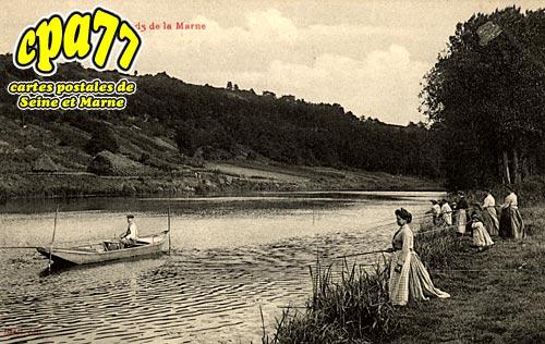 Citry - Bords de la Marne
