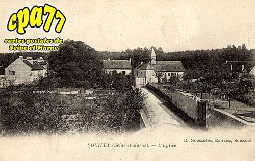 Claye Souilly - L'Eglise