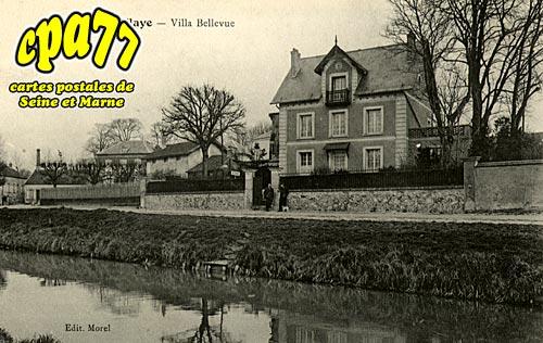 Claye Souilly - Villa Bellevue
