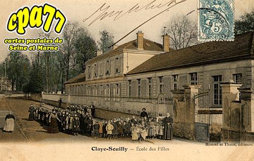 Claye Souilly - Ecole des Filles