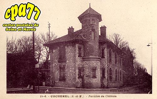 Cocherel - Pavillon du Château