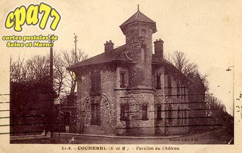 Cocherel - Cocherel - Pavillon du Château