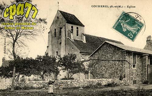 Cocherel - Eglise
