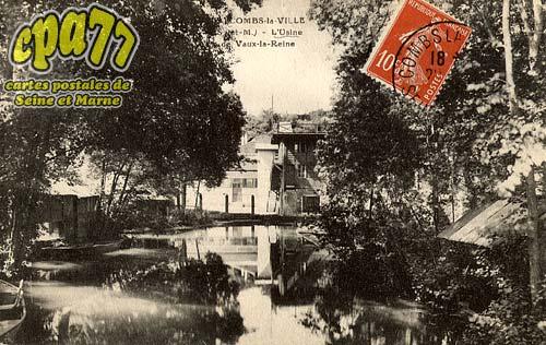 Combs La Ville - L'Usine de Vaux-La-Reine