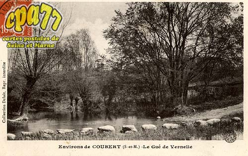 Coubert - Environs de Coubert - Le Gué de Vernelle