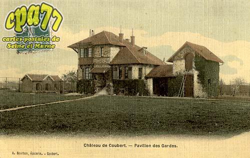 Coubert - Pavillon des Gardes