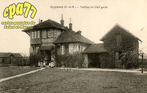 Coubert - Pavillon du Chef garde