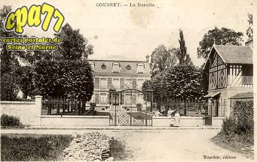 Coubert - La Barratte