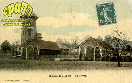 Coubert - Château de Coubert - La Ferme